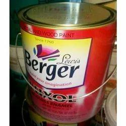 Lewis Berger Luxol High Gloss Enamel Paint, Packaging Type: Tin