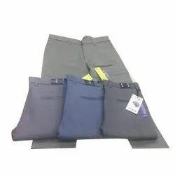 Plain Men Formal Linen Trouser, Machine Wash and Handwash, Size: 30-36