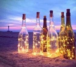Fairy light bottle cap led