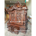 Wooden Carved Temple