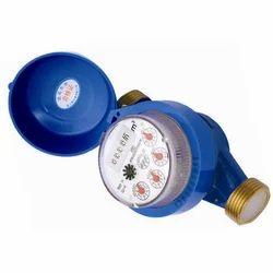 Brass Class B Volumetric Single Jet Water Mete, LXDG20