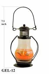 Gel-12 Lantern Gel Candle (1 Pc / Pkt)