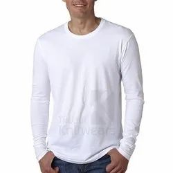 Plain Blank Full Sleeve Tshirts