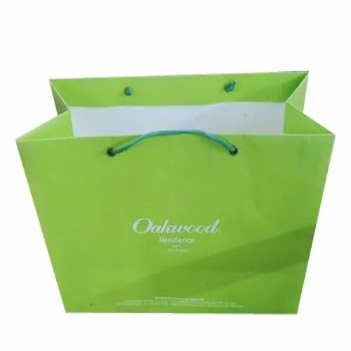 0704127a8fd Paper Shopping Bag at Rs 15  piece