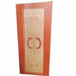 Brown Wooden Laminated Door