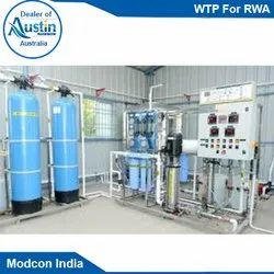Water Treatment For RWA