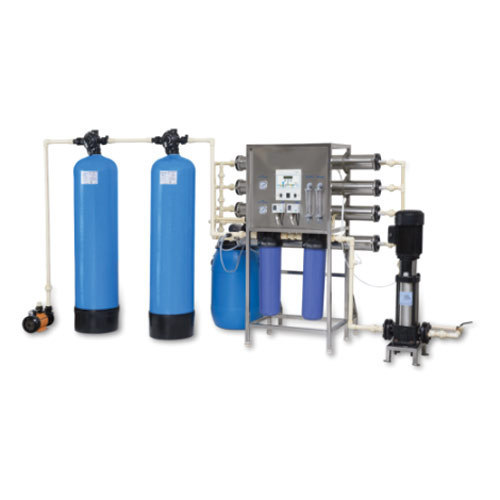 Automatic FRP Commercial Reverse Osmosis Plant