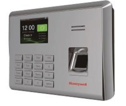 Honeywell Biometric With Access Control