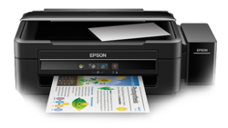EPSON L380 All in One Ink Jet Printer
