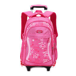 Pink Trolley School Bags for Travelling