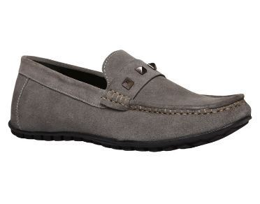 f98b1bdce2280 Bata Grey Slip-on Loafers For Men F853217300 at Rs 2499 /piece ...