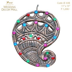 JE03B Fiberglass Decoration Jewellery
