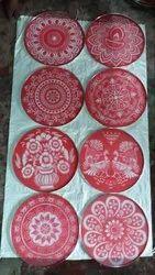 Stencil Rangoli
