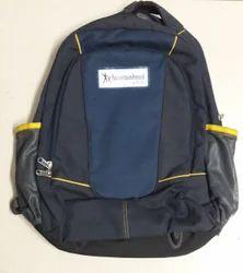 Plain Blue School Bags