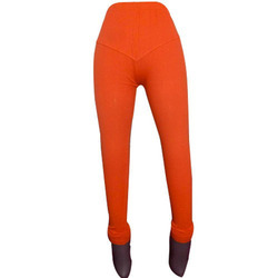 42f1b4a37cdd78 Cotton And Lycra Female Ladies Cotton Legging, Size: Small, Medium, Large