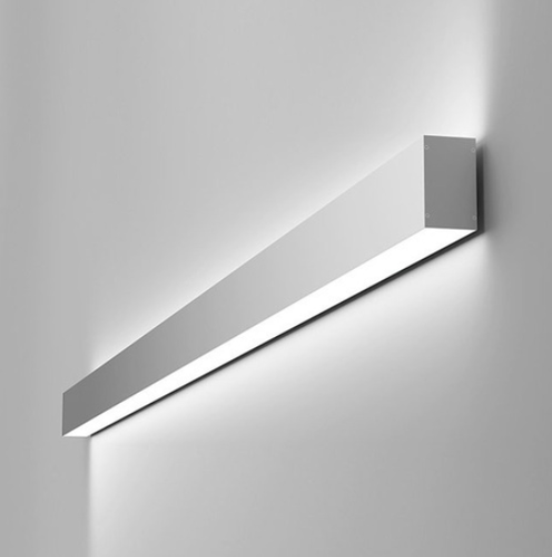 Metal Pure White Modern Wall Mounted LED Lights | ID ...