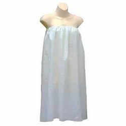 Pp non woven Parlour Disposable Gown