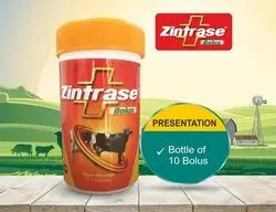 Zintrase Bolus Cattle Feed Supplement