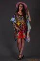 Digital Printed Kaftan Fabric