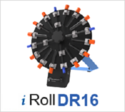 Disk Rotator -IROLL DR 16