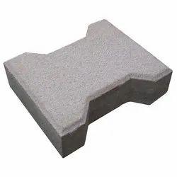 I Shape Cement Paver Block for Pavement