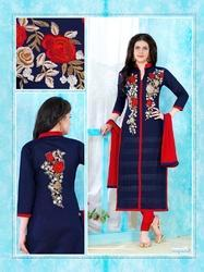 Dazzling Cotton Suit