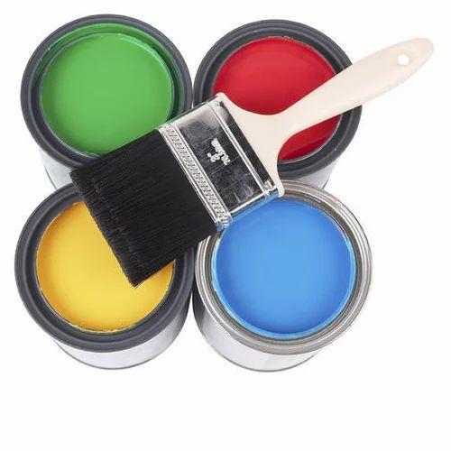 Heat Resistant Paint 200 - 400 C