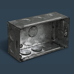 Rectangular GI Modular Box