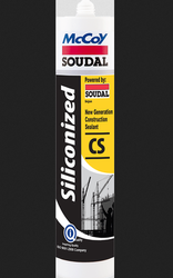 Mccoy Soudal Silirub CS Construction Sealant