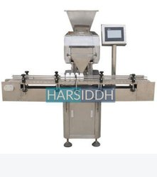 Electronic Multichannel Tablet Counting and Filling Machine