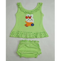 Baby Sleeveless Top and Shorts