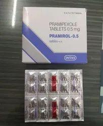 Pramirol 0.5 Tablets