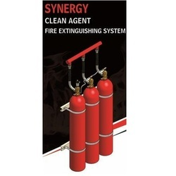 Clean Agent Fire Extinguishing System