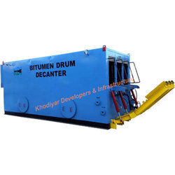 Bitumen Drum Decanter Plant