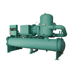 Refcon Three Phase Water Cooled Screw Chiller, Capacity: 30 - 185 Tr
