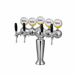 4 Way Beer Tower