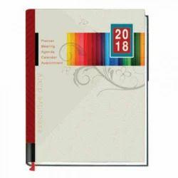 Printed Paper Diary