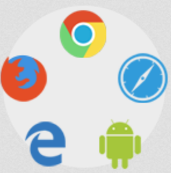 Supported In All Browsers Service