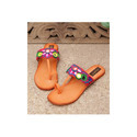 Lotus Crafts Banjara Slippers, Size: 8 To 9