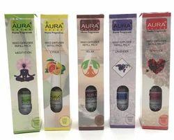 AuraDecor Reed Diffuser Refill Pack