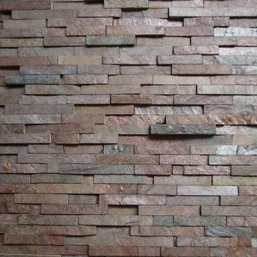 Outdoor Wall Tiles Price List: Brick Wall Cladding Stone, Packaging Type: Loose, Rs 150