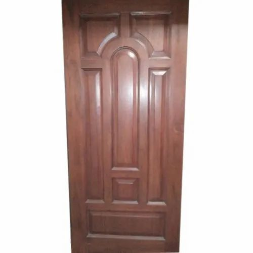 Interior And Also Available For Exterior Solid Wooden Door For Home