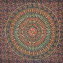 Indian Elephant Print Duvet Doona Cover