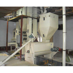 Fully Computerized Cattle Mesh Feed Machine