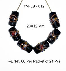 Lampwork Fancy Glass Beads - YVFLB-012