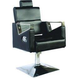 Salon & Parlour Chair Fully Hydraulic With SS Handle