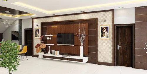 Architect Interior Design Town Planner Of Tv Unitv Modular
