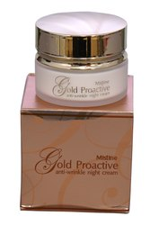 Mistine Gold Proactive Anti-Wrinkle Night Cream