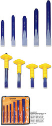 Cold Chisels - Octagonal Cold Chisels