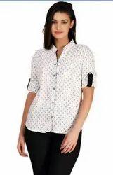 Eeia Women's Formal Shirt